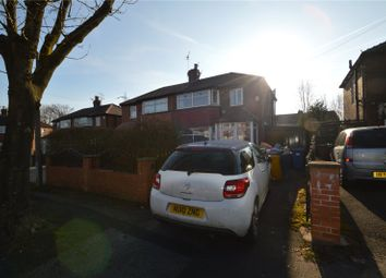 Thumbnail 3 bed semi-detached house to rent in Windsor Avenue, Whitefield, Manchester