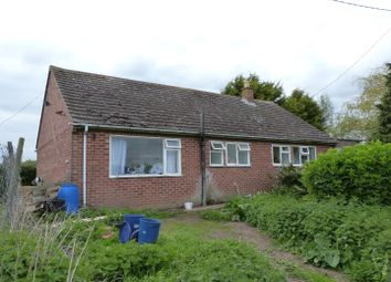 Thumbnail 3 bed bungalow for sale in St. Marys Road, Ramsey St. Marys, Ramsey, Huntingdon