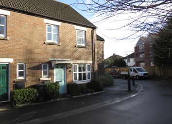 Thumbnail 3 bed terraced house for sale in Winters Field, Taunton