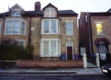 Thumbnail 2 bedroom flat to rent in Hartington Road, Liverpool