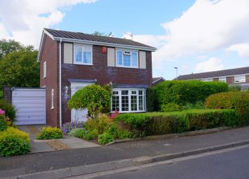 Thumbnail 3 bed detached house for sale in Towers Close, Bedlington
