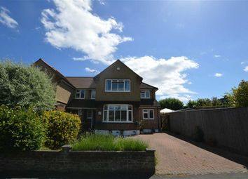 Thumbnail 4 bed semi-detached house for sale in Kenilworth Drive, Croxley Green, Rickmansworth Hertfordshire