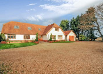 Thumbnail 4 bed detached house for sale in Orchard Nursery, Church Lane, Yapton