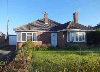 Thumbnail 3 bed detached bungalow for sale in Newtown, Westbury, Wiltshire