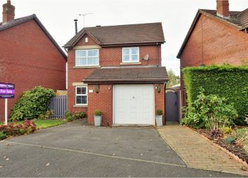 Thumbnail 3 bed semi-detached house for sale in Grizedale Close, Crewe