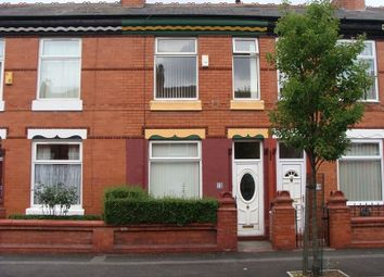 Thumbnail 2 bed terraced house to rent in Brompton Road, Manchester