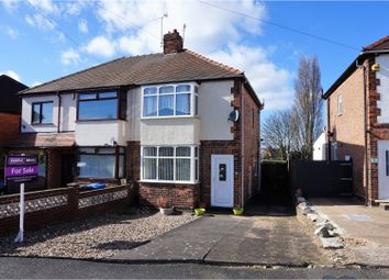Thumbnail 2 bed semi-detached house for sale in Aylesbury Avenue, Chaddesden