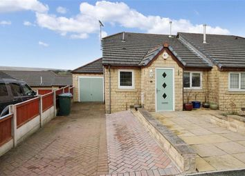 Thumbnail 1 bedroom semi-detached bungalow for sale in Windermere Road, Bacup
