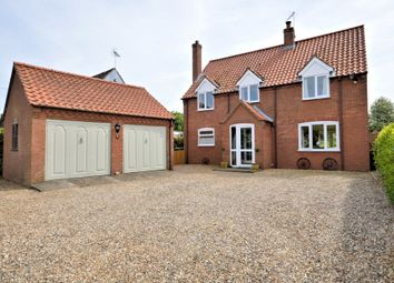 4 bed detached house for sale in Wood Norton Road, Stibbard, Fakenham NR21