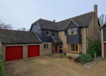 Thumbnail 5 bedroom detached house for sale in Alms Hill, Bourn, Cambridge
