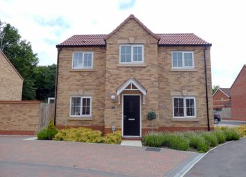 Thumbnail 3 bed detached house for sale in Hallcoate View, Princess Royal Park, Hull