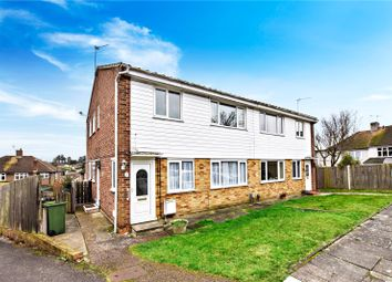 Thumbnail 2 bed maisonette for sale in Gresham Close, Bexley, Kent