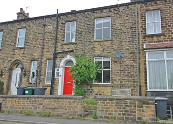 Thumbnail 2 bed terraced house to rent in Longlands Road, Slaithwaite, Huddersfield
