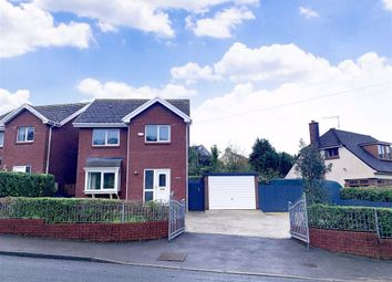 Thumbnail 3 bed detached house for sale in Gwscwm Road, Burry Port