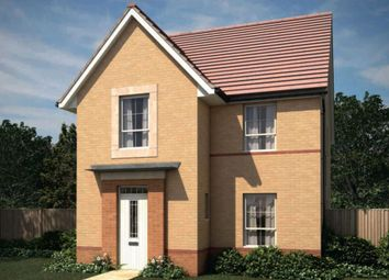 "Thumbnail 4 bed detached house for sale in ""Kington"" at Fordhouse Road Industrial Estate, Steel Drive, Wolverhampton"