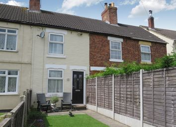 Thumbnail 2 bed terraced house for sale in Gorsey Leys, Overseal, Swadlincote
