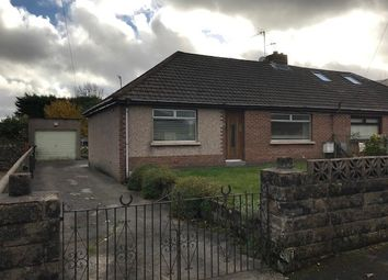 Thumbnail 2 bed semi-detached bungalow for sale in Tower Road, Hirwaun, Aberdare