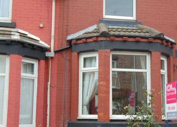 Thumbnail 3 bed terraced house for sale in Eric Street, Widnes