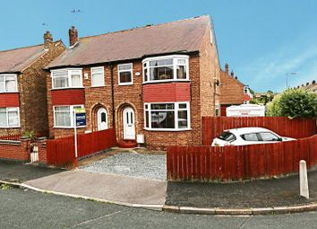 Thumbnail 4 bed semi-detached house for sale in Ulverston Road, Hull