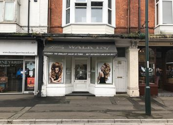 Thumbnail Retail premises to let in 807 Christchurch Road, Boscombe, Bournemouth