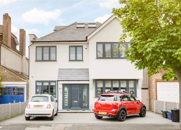 Thumbnail 5 bed detached house to rent in Parke Road, Barnes, London
