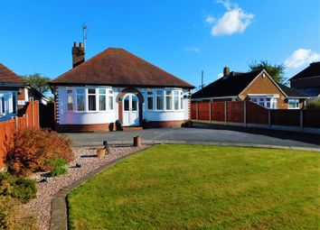Thumbnail 2 bed detached bungalow for sale in Creswell Grove, Creswell, Stafford.