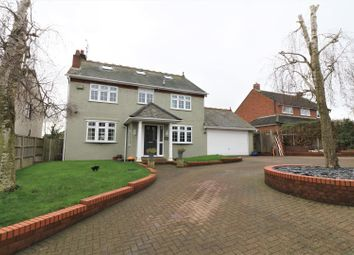 Thumbnail 4 bed detached house for sale in Standon Hill, Standon, Ware