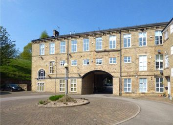 Thumbnail 2 bed flat for sale in Weavers Lane, Cullingworth, West Yorkshire