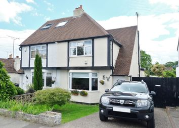 Thumbnail 3 bedroom semi-detached house for sale in Littlejohn Road, Orpington