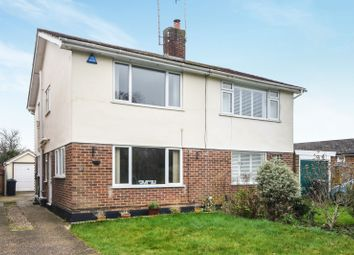 Thumbnail 3 bedroom semi-detached house to rent in Armond Road, Witham