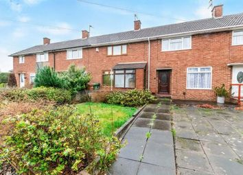 Thumbnail 2 bed terraced house for sale in Shepherd Drive, Willenhall, West Midlands