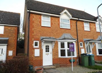 Thumbnail 3 bed end terrace house to rent in Morris Court, Aylesbury