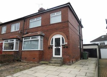 Thumbnail 3 bed semi-detached house for sale in Merton Gardens, Pudsey, West Yorkshire