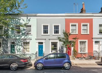 Thumbnail 3 bed terraced house for sale in Farm Place, London