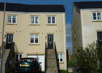 Thumbnail 4 bed property to rent in Weston Walk, Frome