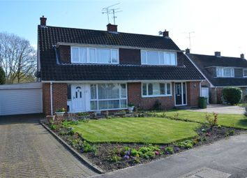 Thumbnail 3 bed semi-detached house for sale in Sheridan Road, Frimley, Surrey