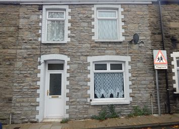 Thumbnail 3 bed terraced house to rent in Vivian Street, Abertillery