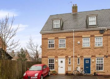 Thumbnail 3 bedroom end terrace house for sale in Ropery Walk, Pocklington, York, North Yorkshire