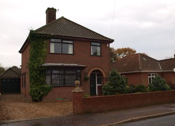 Thumbnail 3 bedroom detached house to rent in Brabazon Road, Norwich