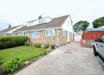 Thumbnail 3 bed semi-detached bungalow for sale in Station Road, Cayton, Scarborough