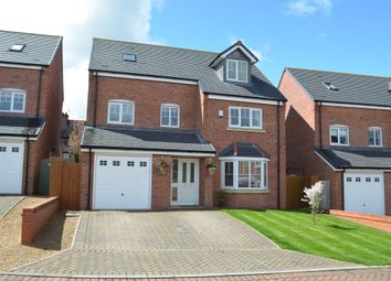 Thumbnail 5 bed detached house for sale in St. Georges Rise, Malpas