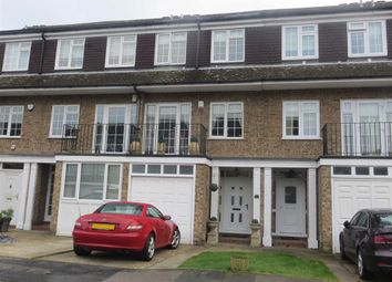 Thumbnail 1 bed town house to rent in Taylors Avenue, Hoddesdon, Hertfordshire