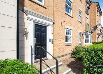 Thumbnail 2 bed flat for sale in Ashgate Road, Hucknall, Nottingham