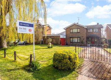 Thumbnail 5 bed detached house for sale in Station Road, Cropredy, Banbury, Oxfordshire