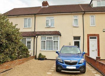 Thumbnail 3 bedroom terraced house for sale in Sedgeley Grove, Gosport