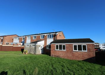 Thumbnail 3 bed end terrace house to rent in Glenwood, Cardiff