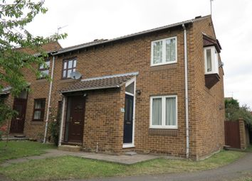 Thumbnail 2 bedroom end terrace house for sale in Bridport Close, Lower Earley, Reading