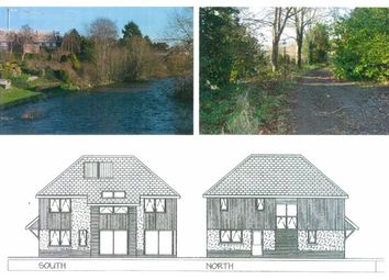 Thumbnail 4 bed detached house for sale in Plot 1 Severnside, Newtown, Powys