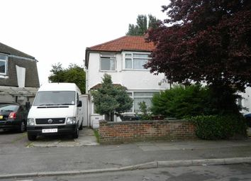 Thumbnail 3 bed semi-detached house to rent in Constable Gardens, Edgware
