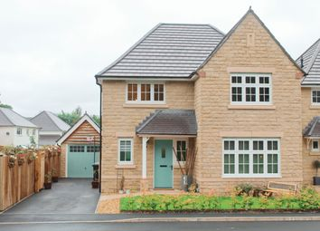 Thumbnail 4 bed detached house for sale in Tatton Place, Macclesfield
